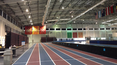 Feasibility Studies - Indoor Track